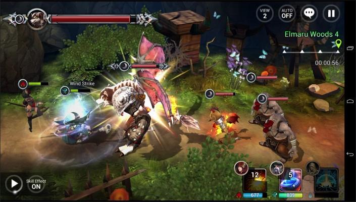 Eldrian Legacy game khủng cập bến iOS và Android