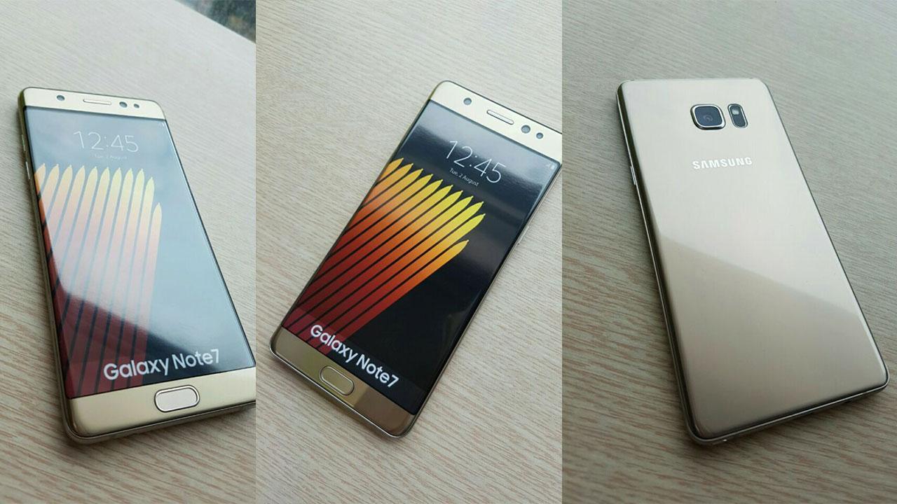 Tổng hợp mọi thông tin về Samsung Galaxy Note 7