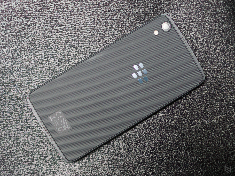 Trên tay & cảm nhận nhanh Blackberry Dtek50 tại Việt Nam
