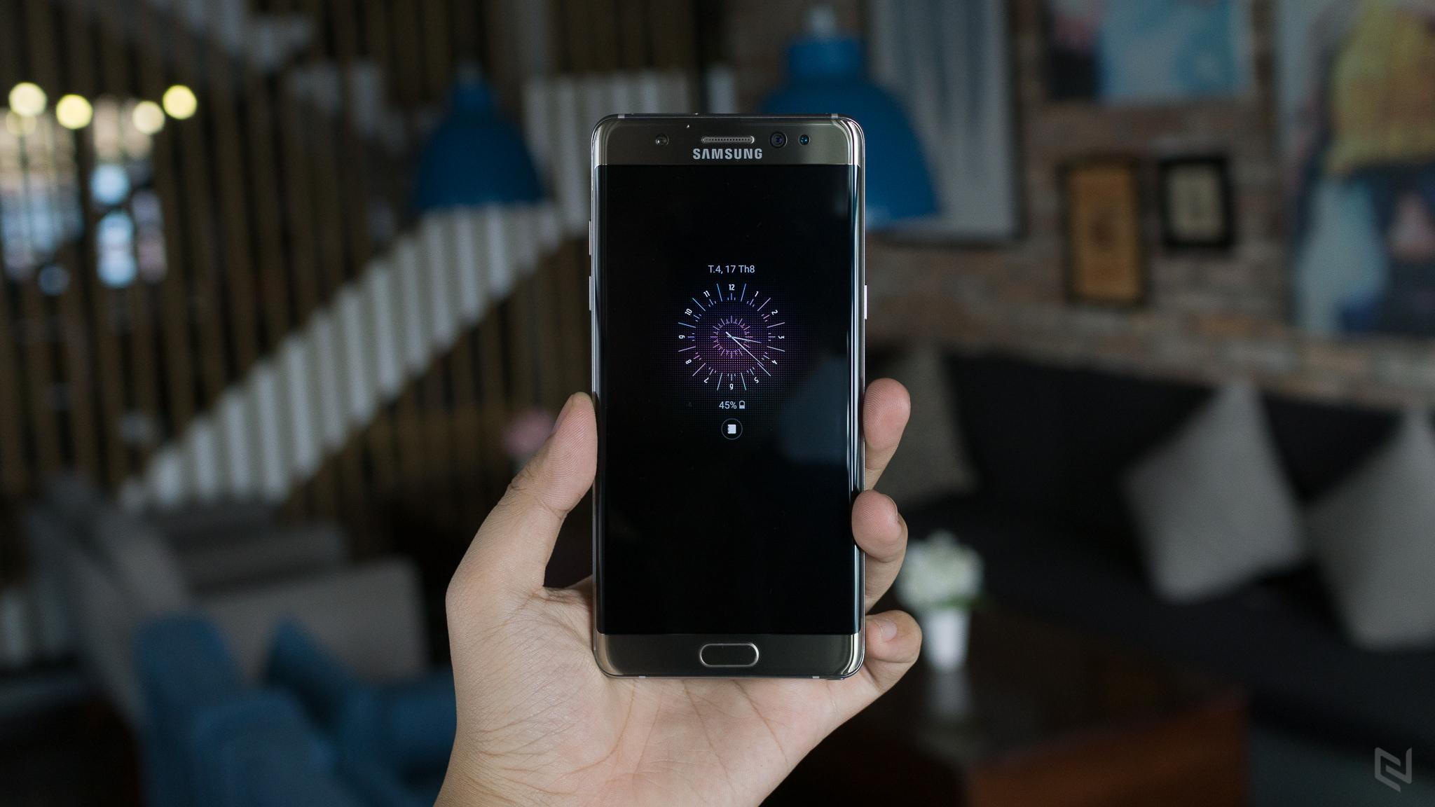 Galaxy Note 7 bản RAM 6GB vẫn ra mắt trong thời gian tới?