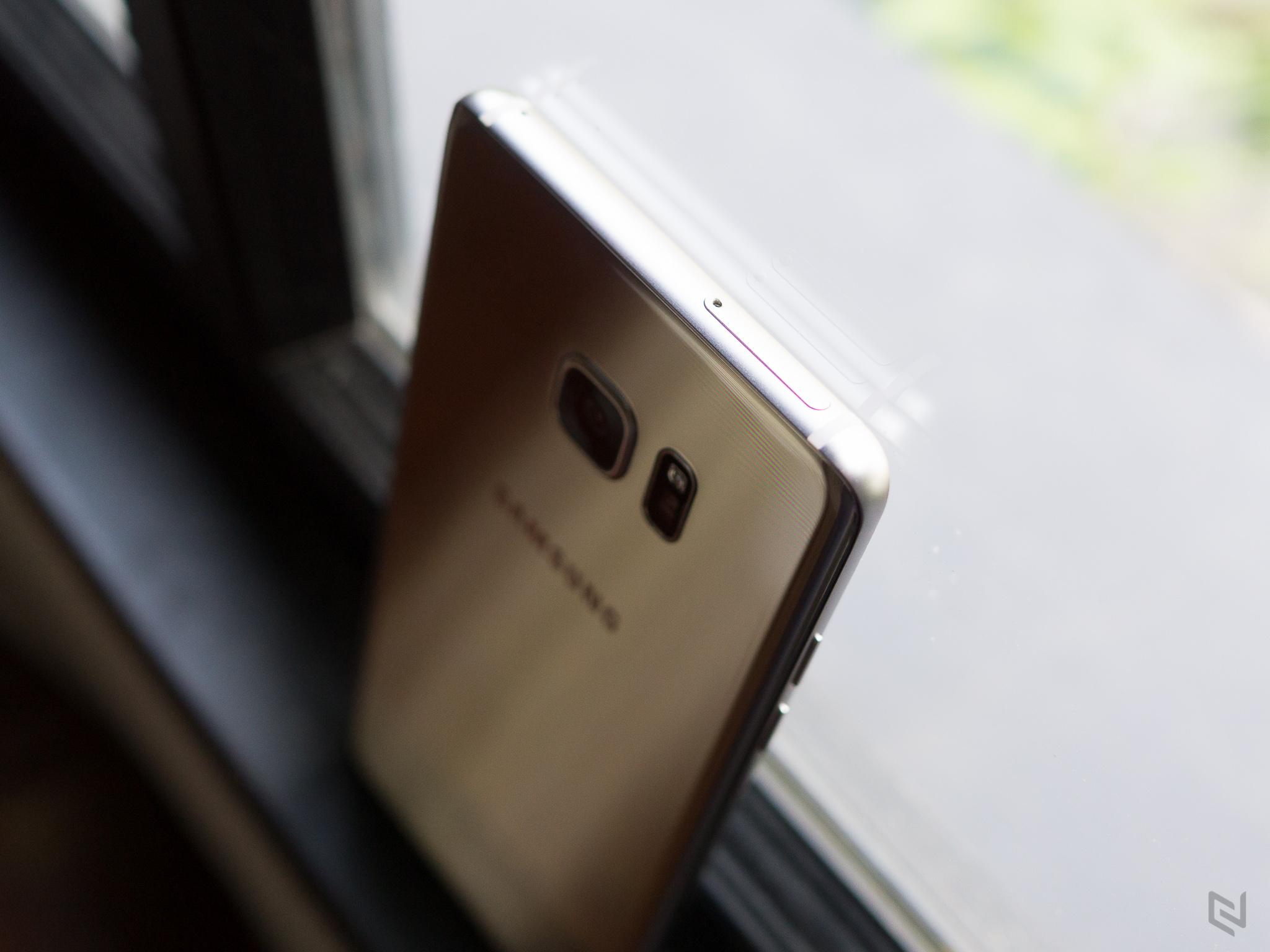 Galaxy Note 7 đổi mới tại Hàn Quốc vẫn bị phàn nàn về pin