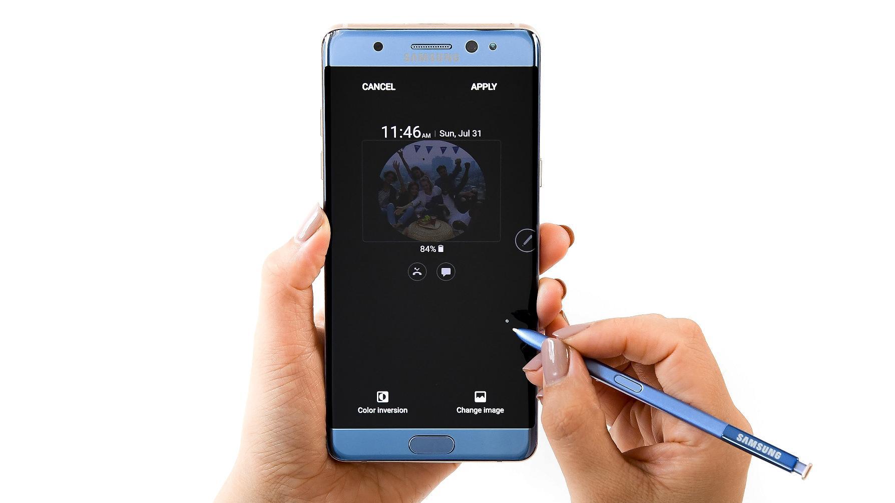 Những điểm nổi bật trong thiết kế của Galaxy Note 7