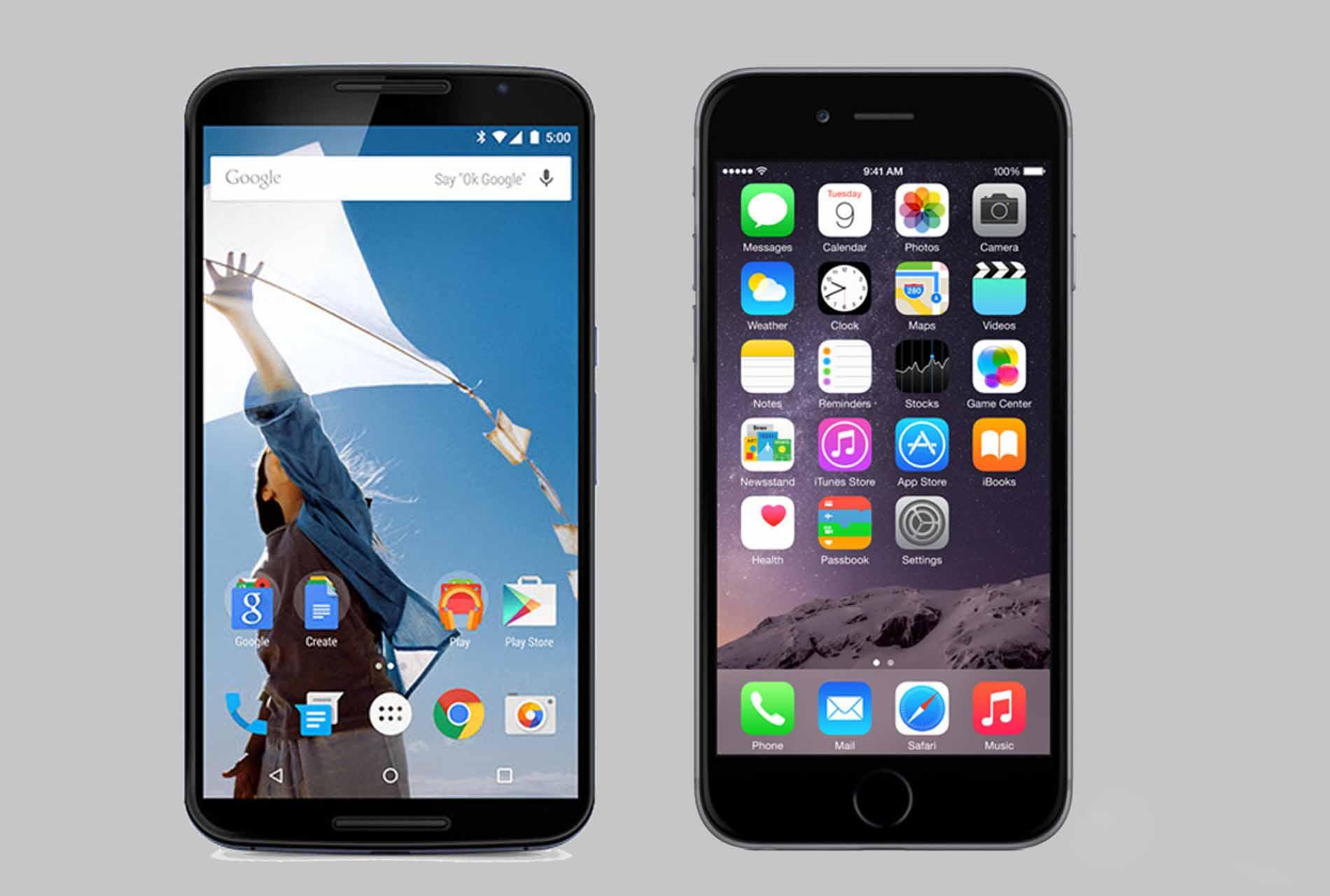 iPhone, iPad gặp sự cố nhiều hơn các thiết bị Android