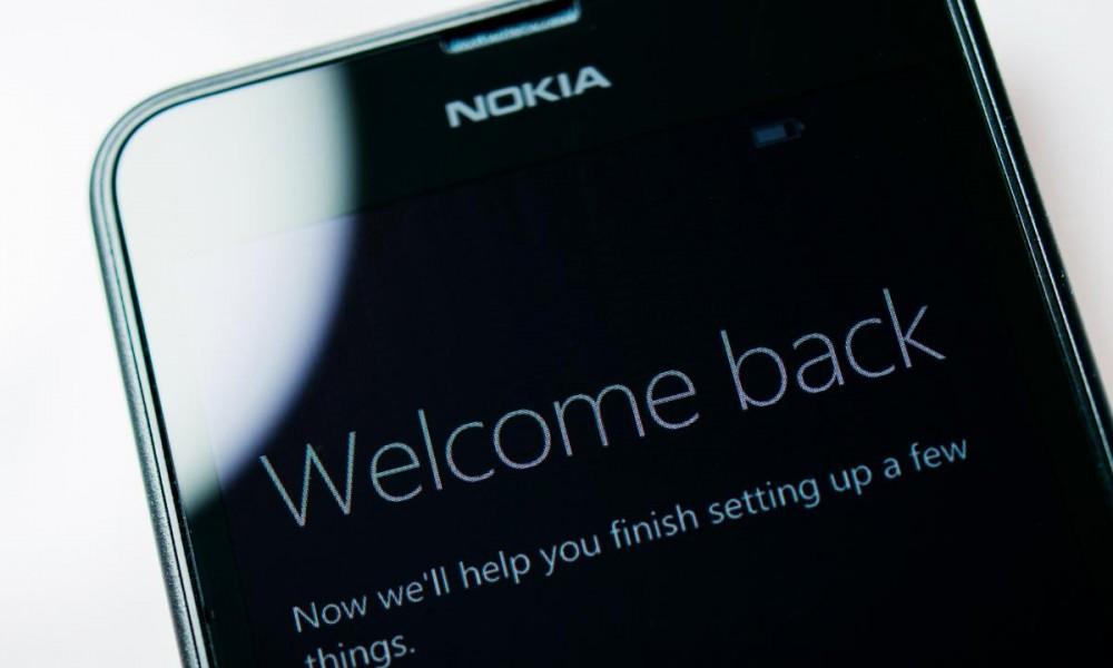 Nokia xác nhận sẽ trở lại với cuộc chơi smartphone vào Q4 năm nay
