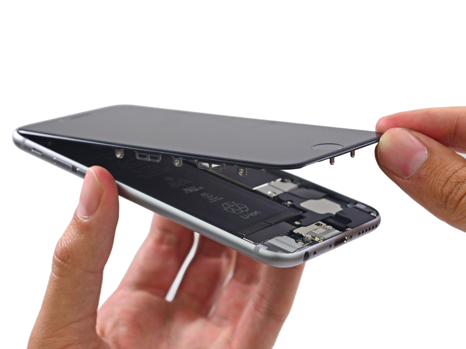 Bệnh cảm ứng của iPhone 6/6 Plus xuất hiện khá nhiều tại Việt Nam?
