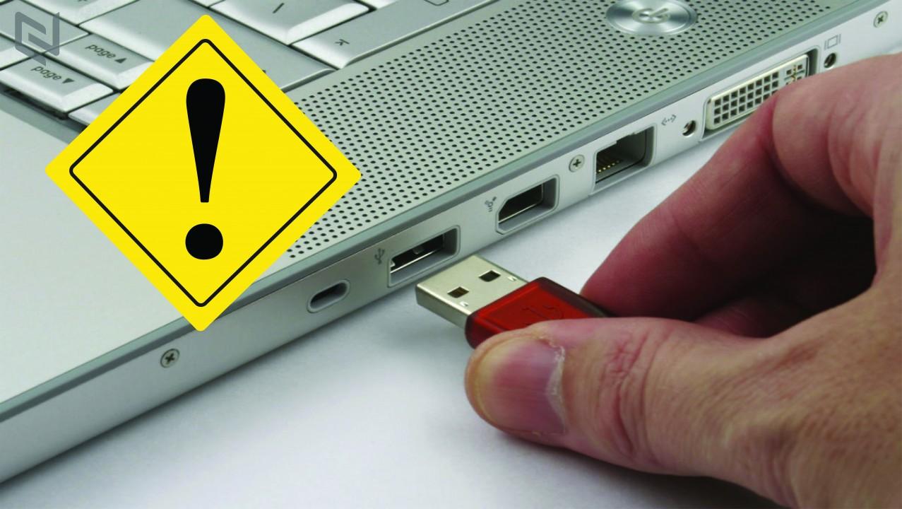 Cách khóa tất cả cổng USB trên máy tính phòng tránh lây nhiễm Virus