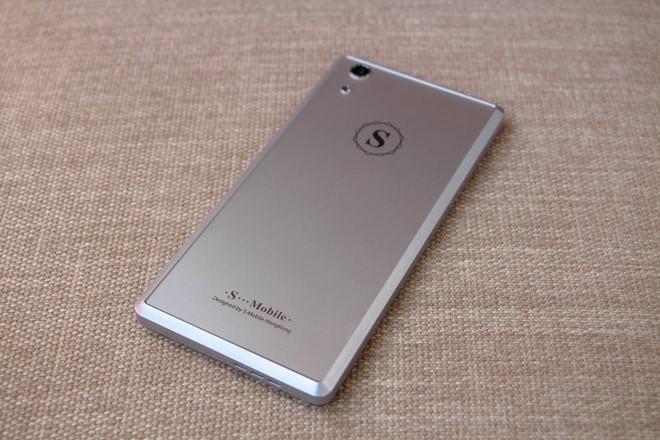 S-Mobile S phiên bản màu xám.