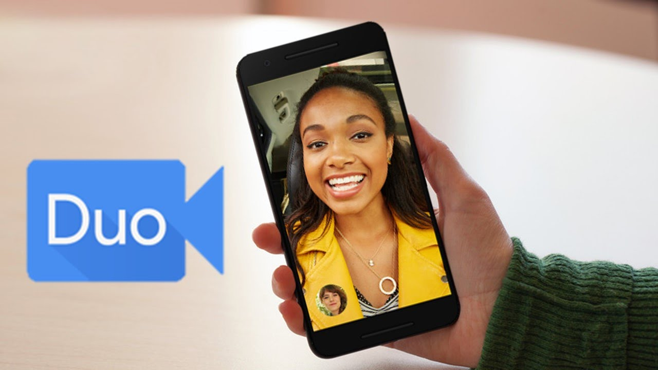 Google ra mắt Google Duo cạnh tranh Facetime của Apple