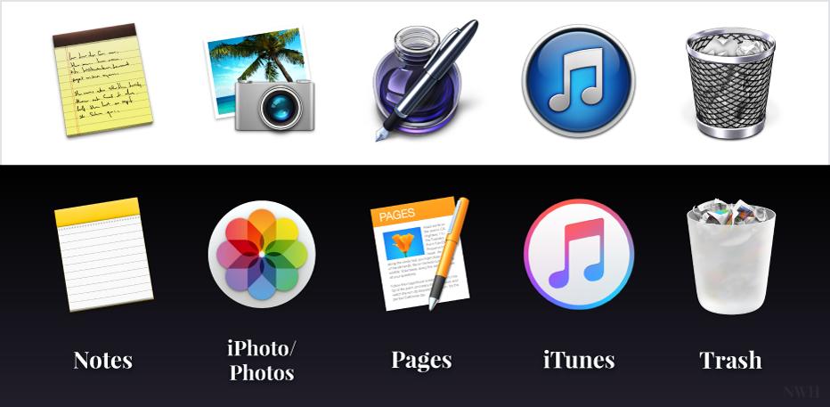 Apple đang phá bỏ những nguyên tắc thiết kế trên Mac thời Steve Jobs như thế nào? (Phần 1)