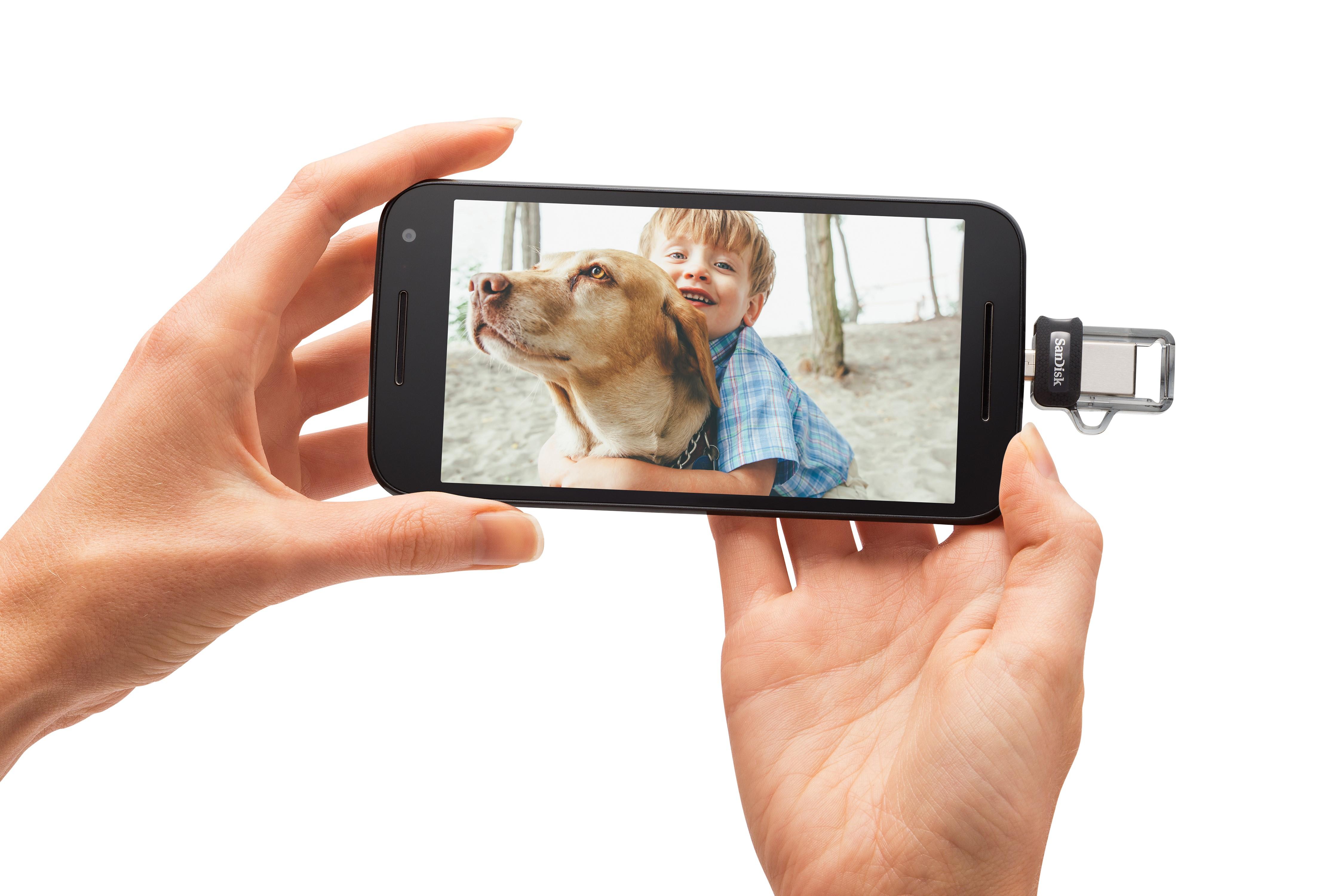 Western Digital ra mắt thiết bị USB mới SanDisk Ultra Dual Drive m3.0