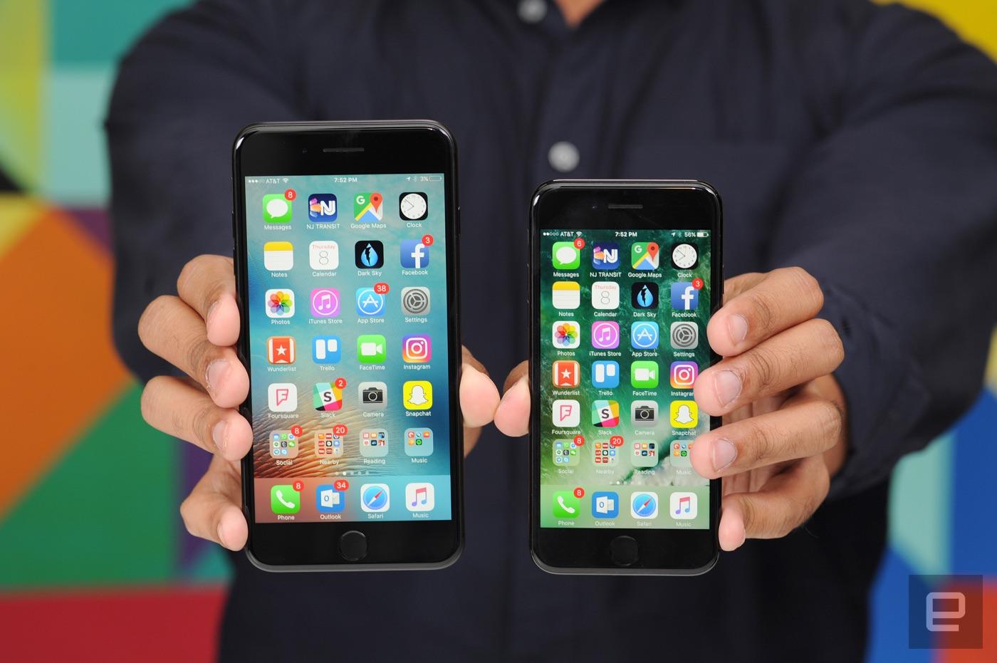 Đánh giá iPhone 7 và 7 Plus: Apple đã lựa chọn quá an toàn