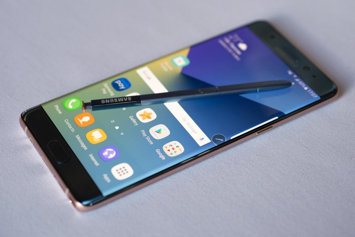 Dòng Galaxy Note mới có thể dùng S Pen như loa ngoài