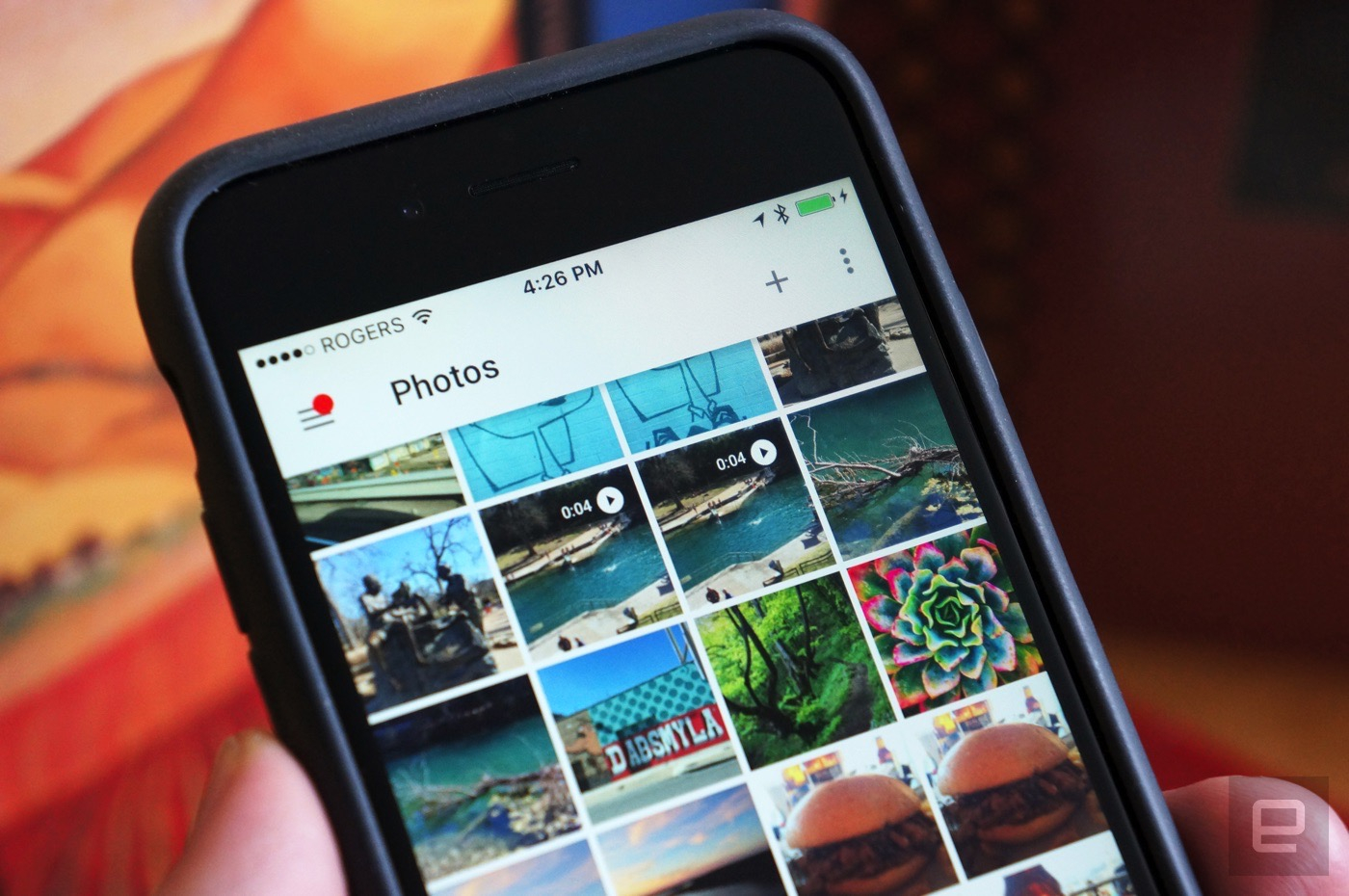 Cập nhật mới trên Google Photos khiến người dùng iOS thích thú
