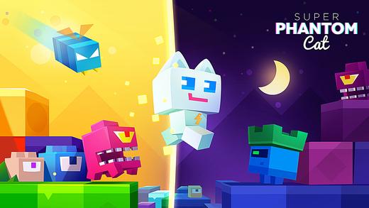 Super Phantom Cat game miễn phí trong tuần trên iOS ($2)
