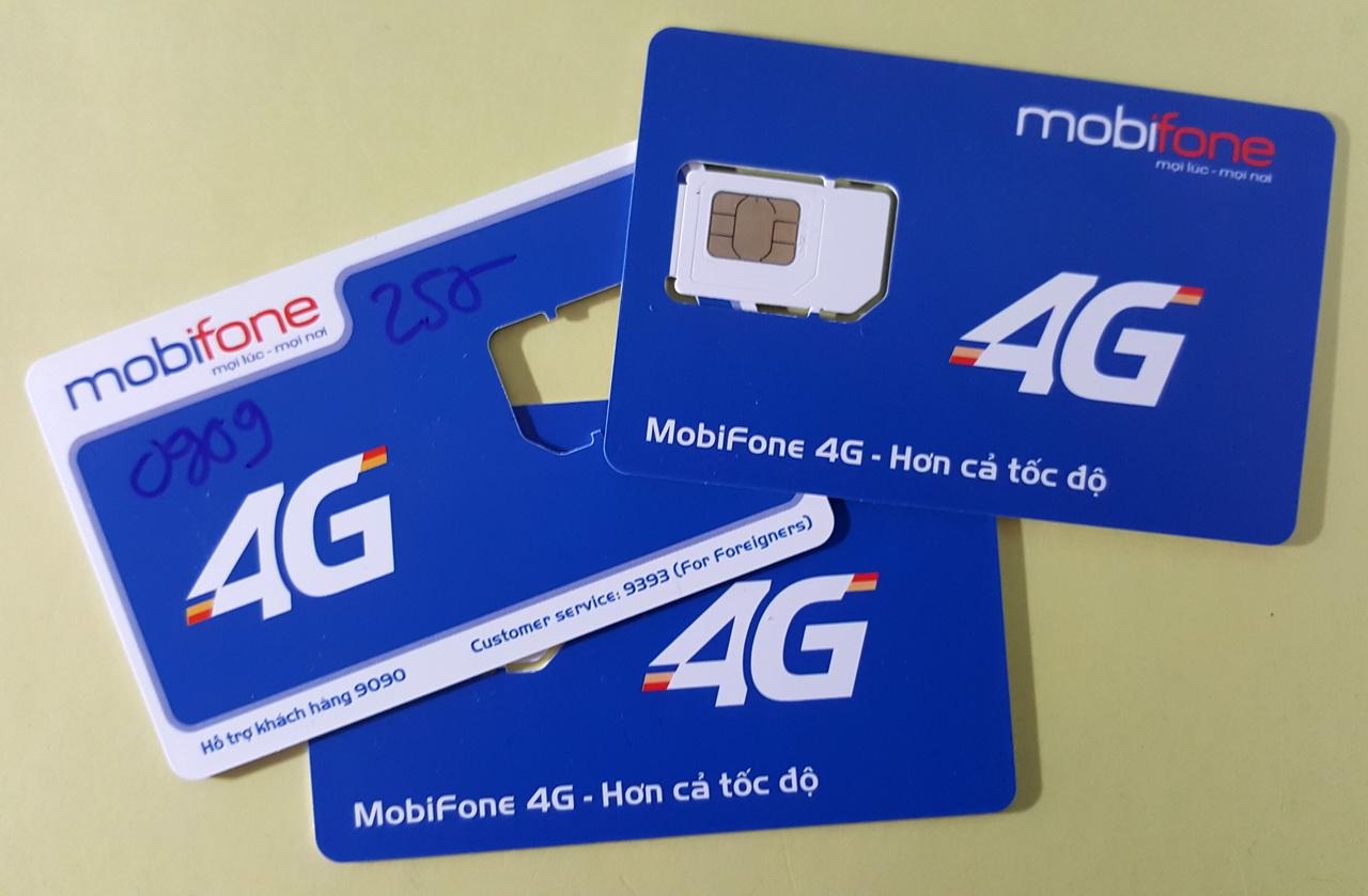 Mobifone chính thức được cấp phép kinh doanh mạng 4G