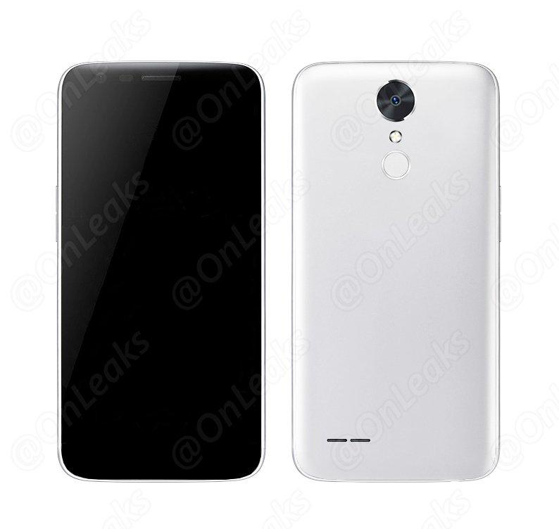 Rò rỉ ảnh LG LV5 thiết kế tương tự LG G5