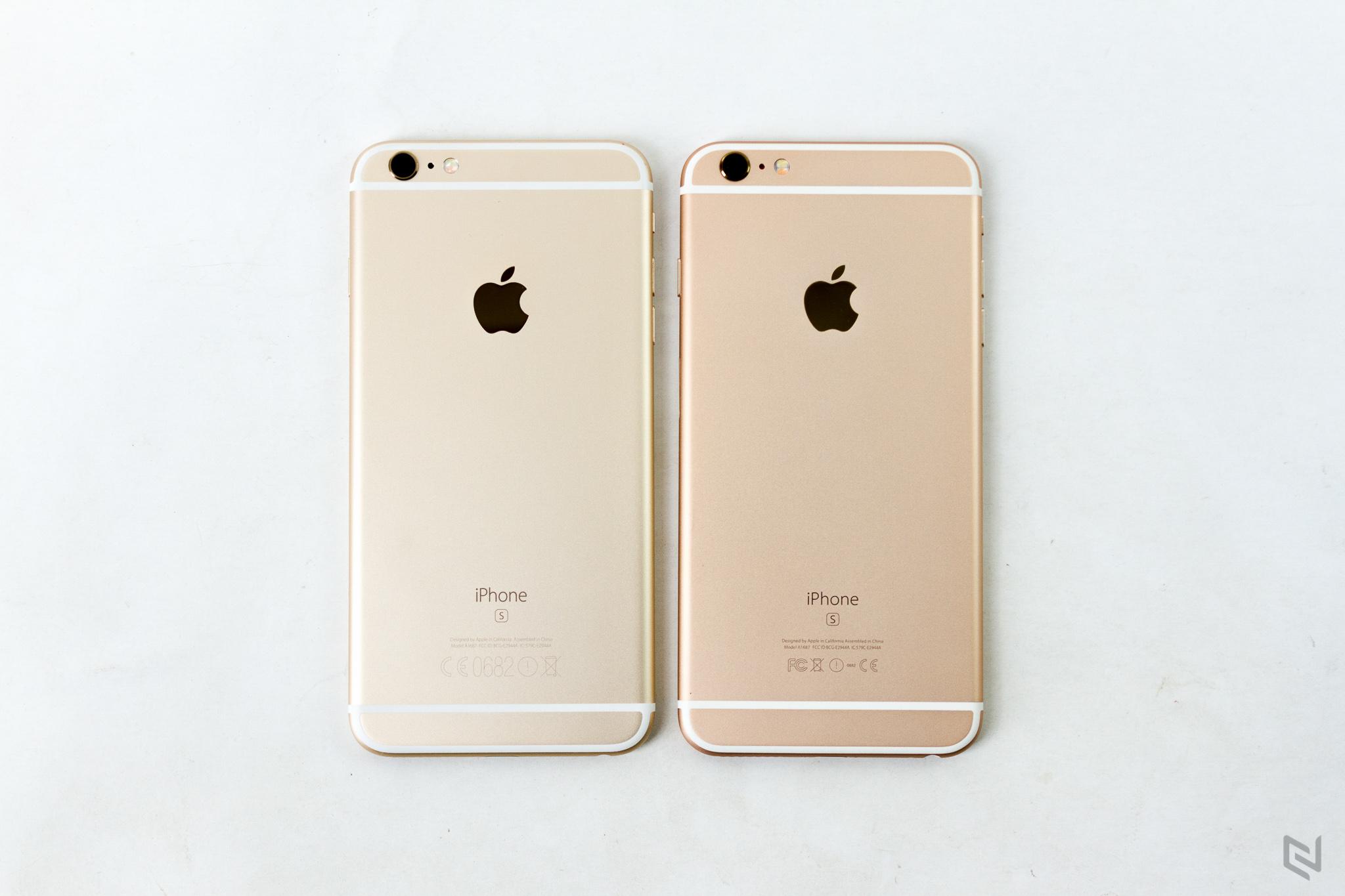 Mở hộp iPhone 6s Plus phiên bản...chạy Android