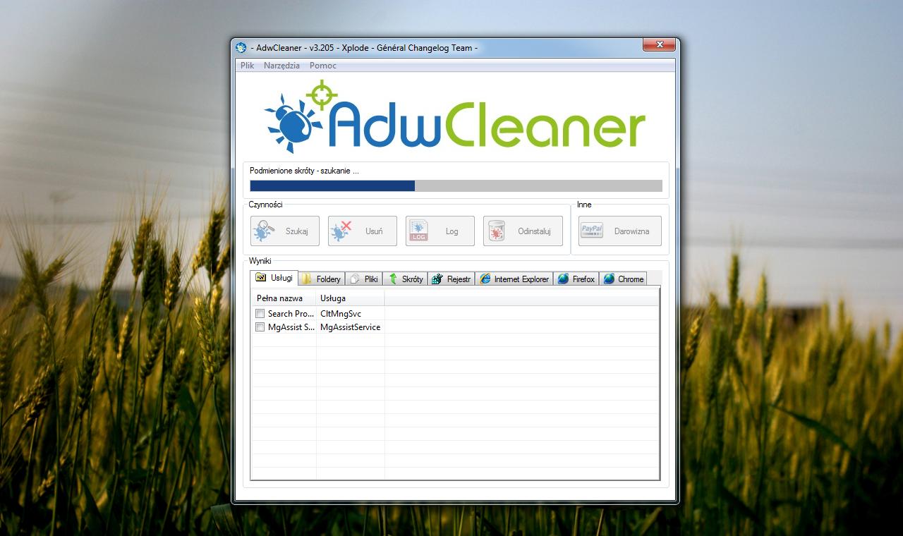 Gỡ bỏ adware hiệu quả với AdwCleaner