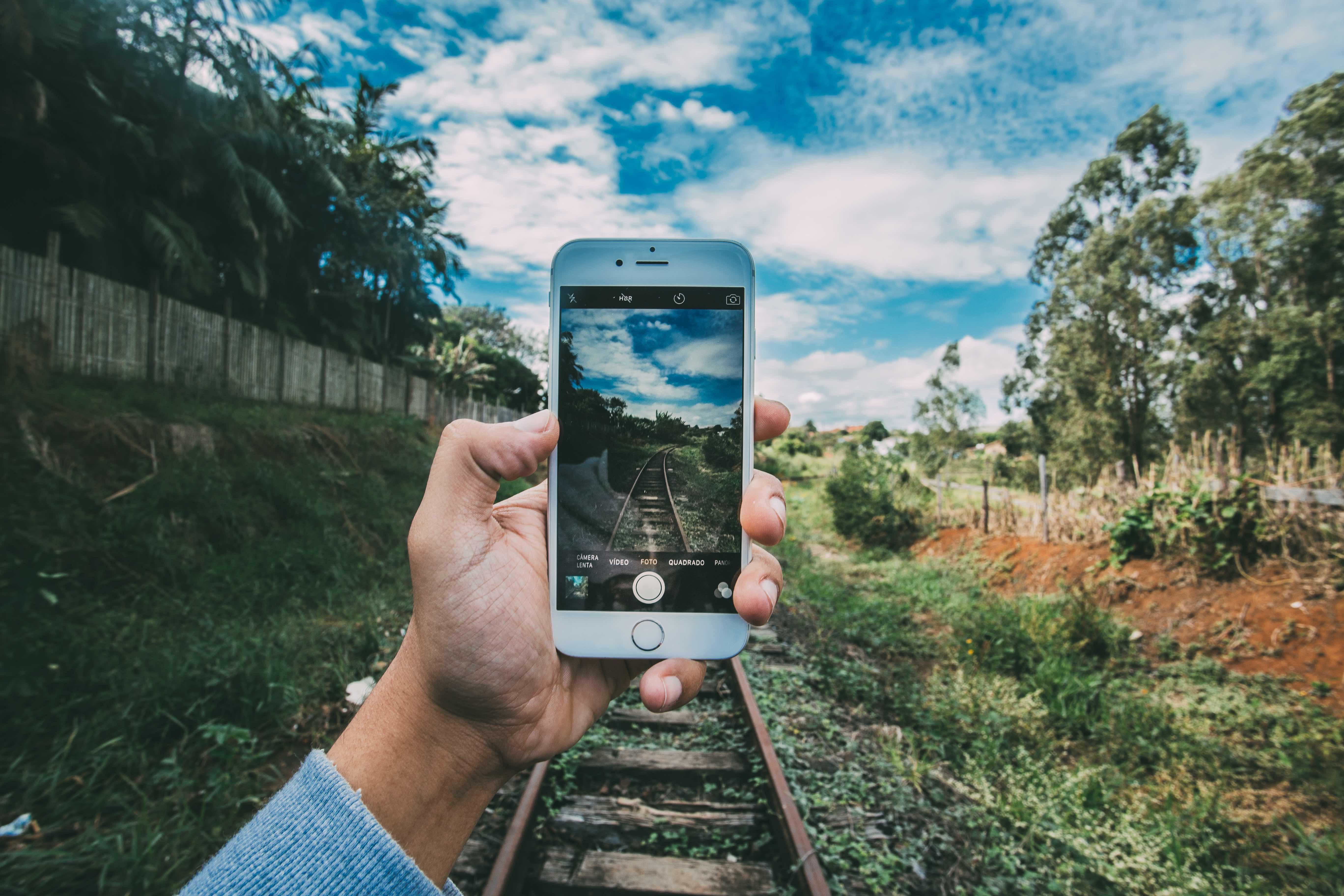 Bí quyết để chụp ảnh đẹp hơn trên điện thoại