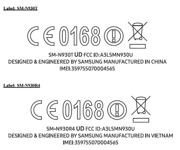 CCTV chỉ trích Samsung đã phân biệt đối xử trong vụ đổi Note7