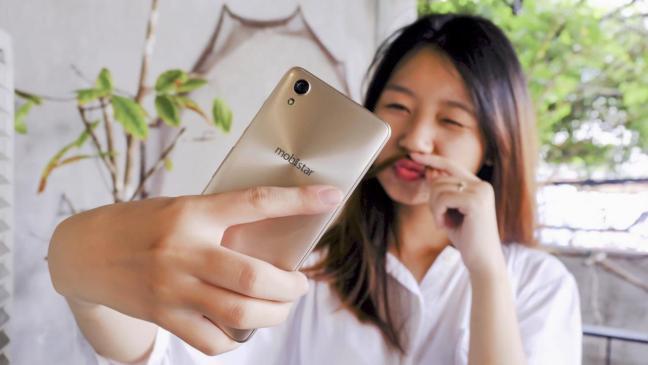 Smartphone selfie thương hiệu Việt Mobiistar LAI Yuna X chính thức lên kệ