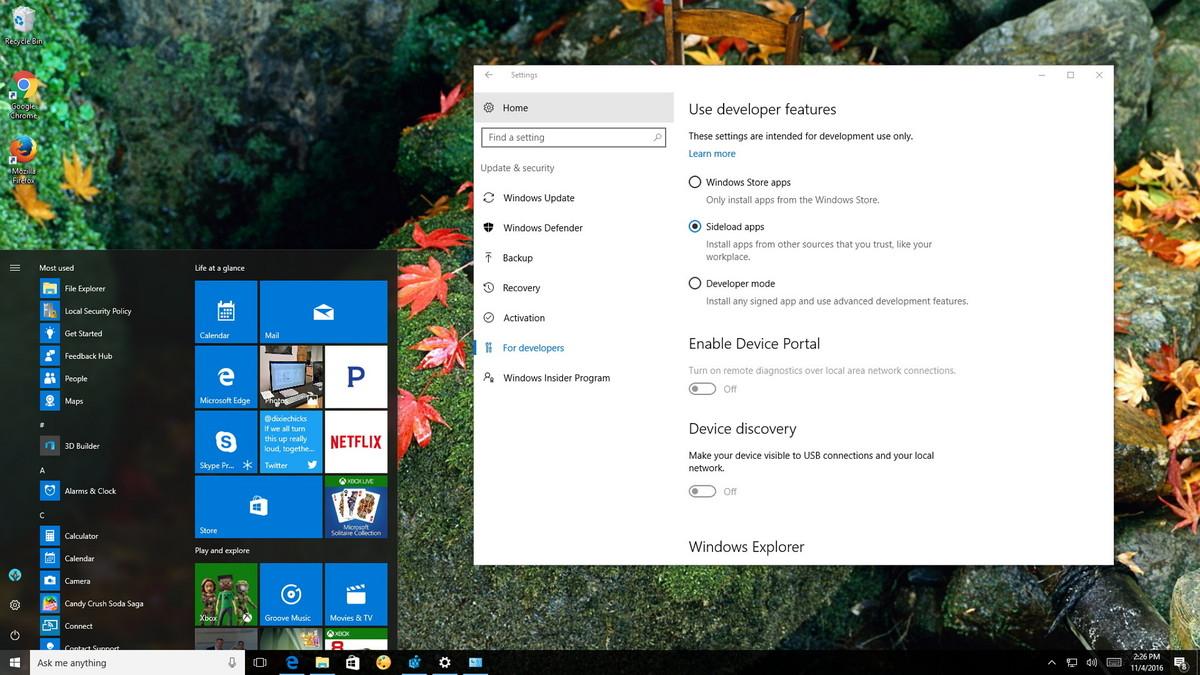 Hướng dẫn tắt quảng cáo trên Windows 10