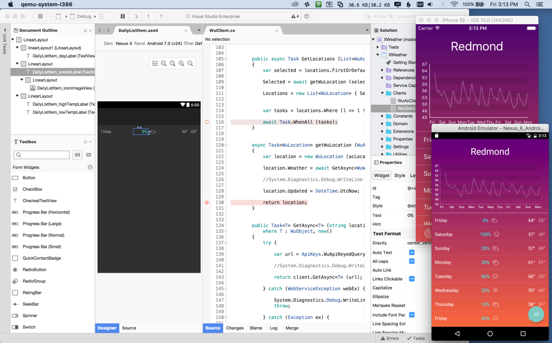 Visual Studio 2016 Preview For Mac OS X Free Download