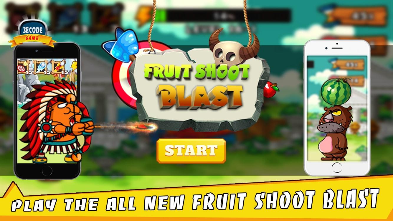 Mời tải miễn phí game Fruit Shoot Blast