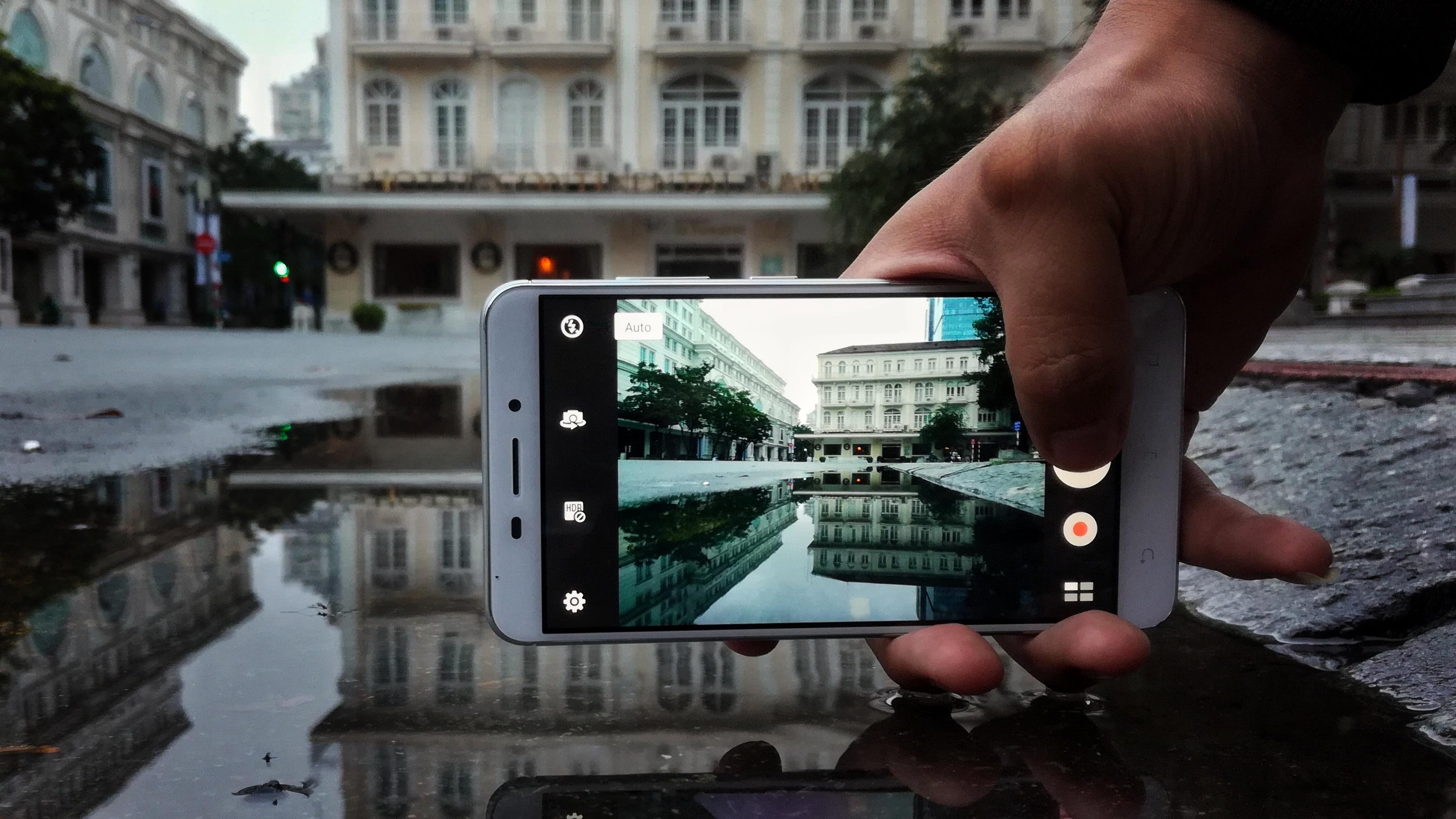 camera Zenfone 3 Laser