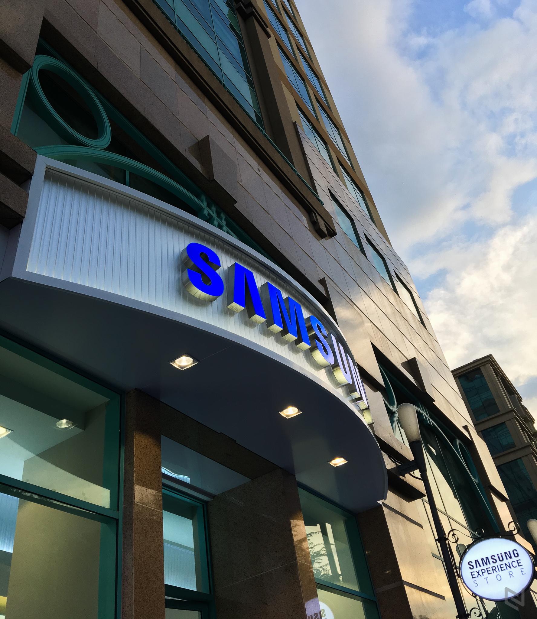 Samsung cùng Mai Nguyên khai trương cửa hàng trải nghiệm lớn nhất Việt Nam