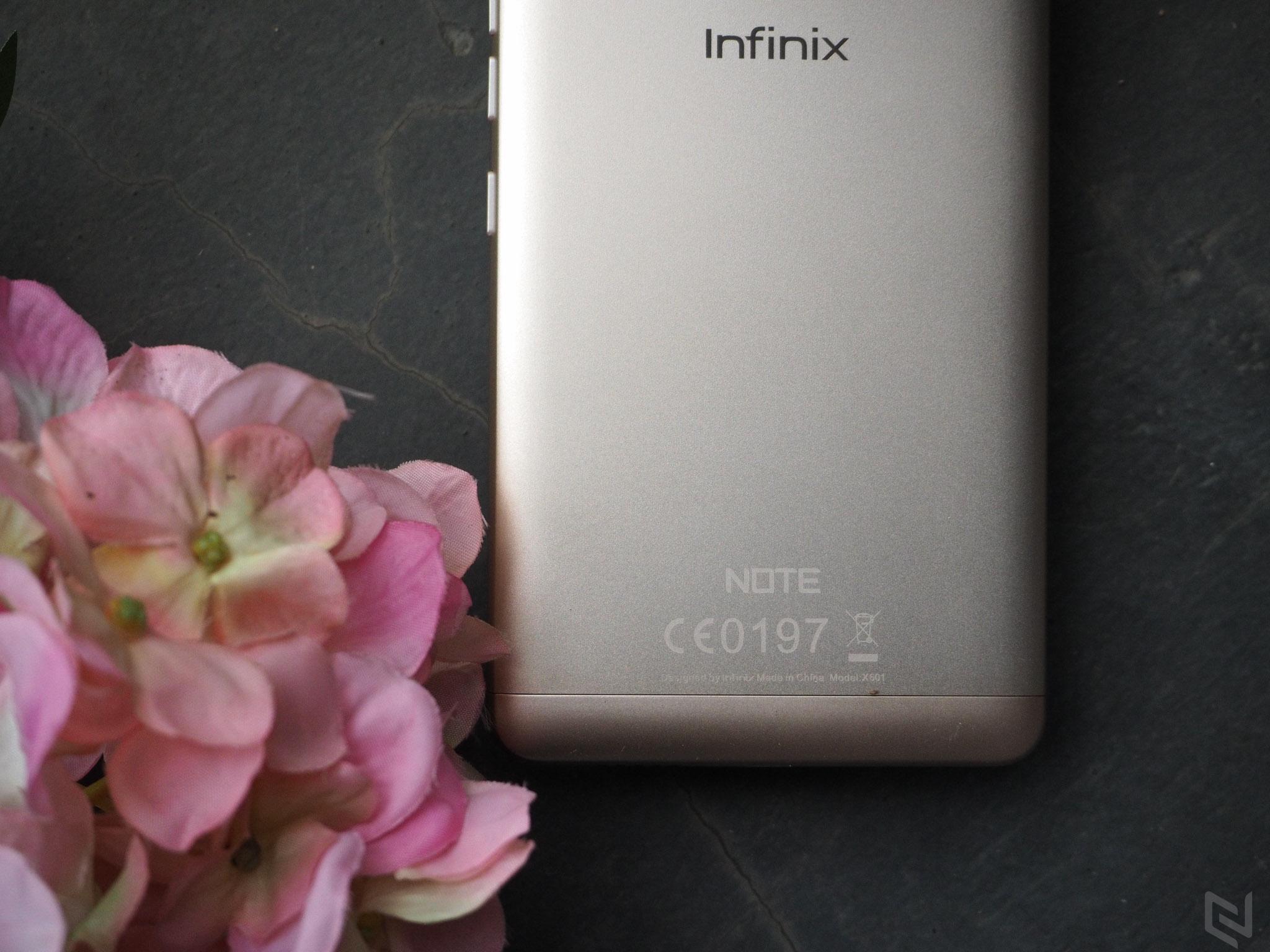 Đánh giá Infinix Note 3: Chiếc Phablet vừa to vừa mạnh vừa dai
