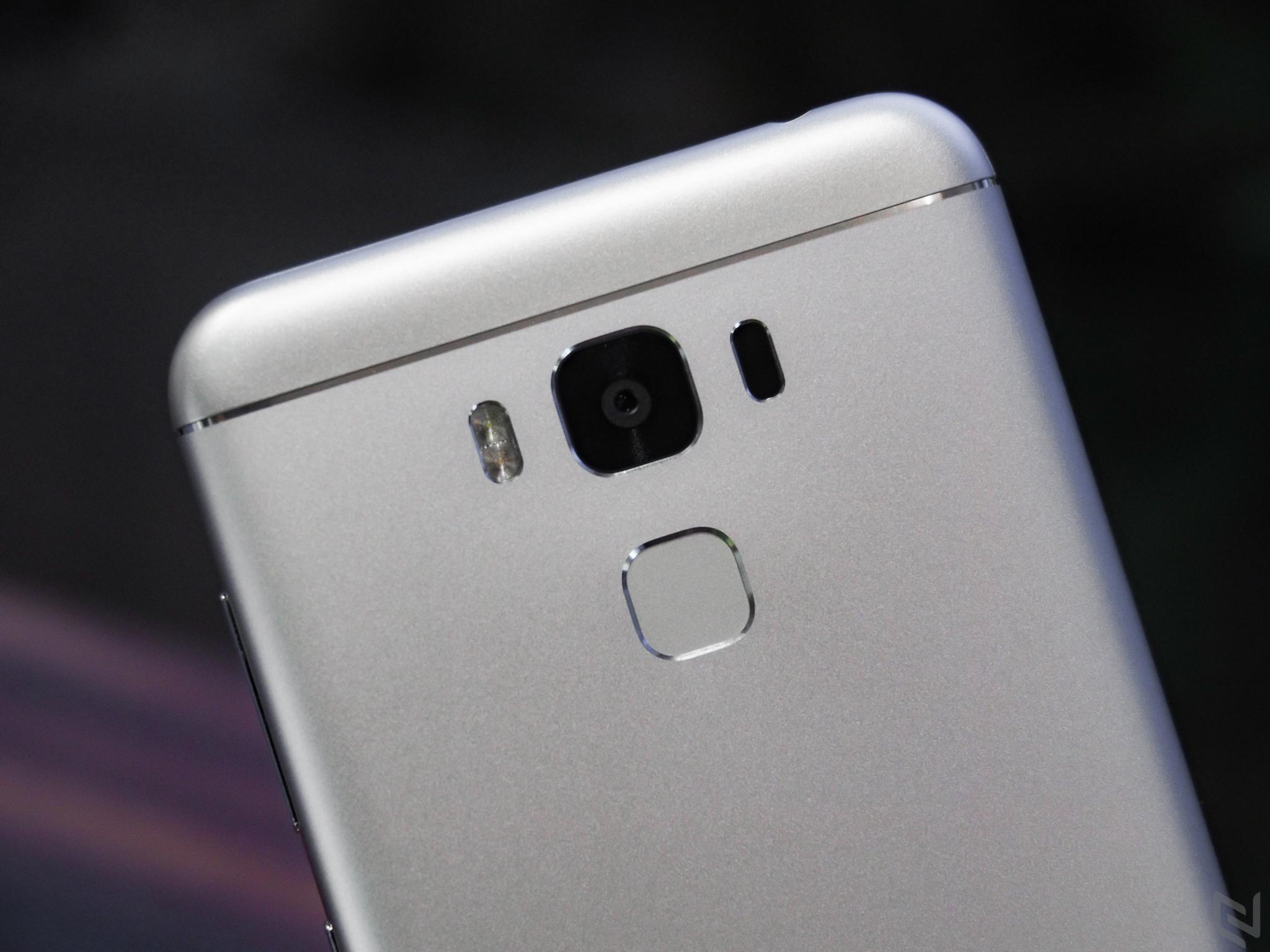 Trên tay ZenFone 3 Max phiên bản màn hình 5.5 inch