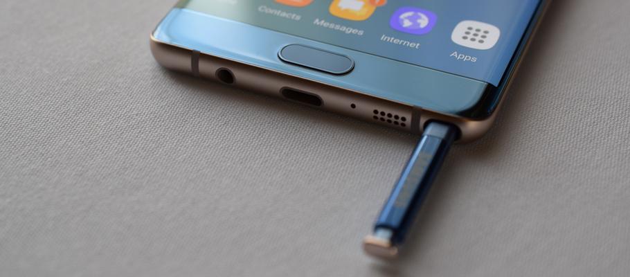 Samsung có thể sẽ bán Samsung Galaxy Note 7 tân trang vào năm sau