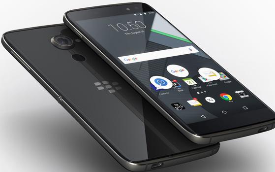 BlackBerry sẽ sản xuất thêm một chiếc smartphone Android mới với bàn phím vật lý