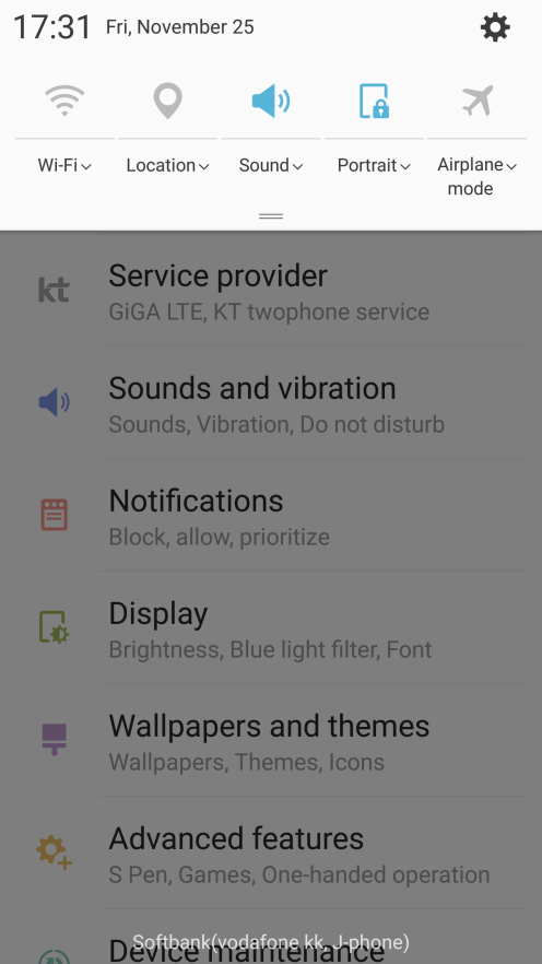 Các ứng dụng trên Galaxy Note 7 sẽ có mặt trên Galaxy Note 5