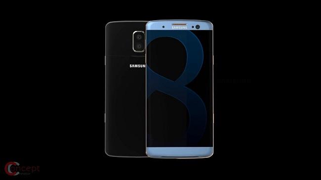 Galaxy S8 leak