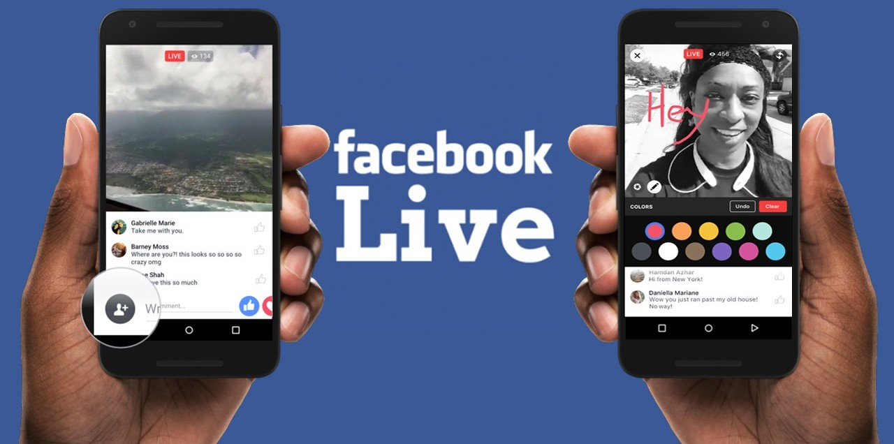 Facebook hỗ trợ tính năng Live Stream Video 360