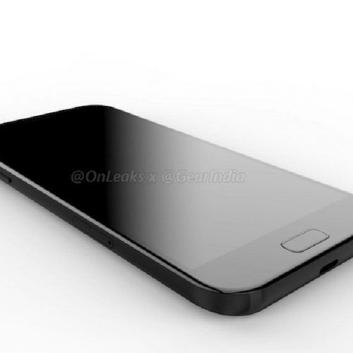 Rò rỉ video render Samsung Galaxy A7 (2017)