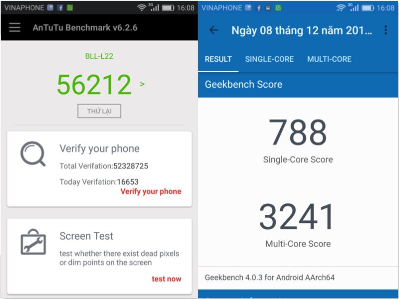 Cảm nhận nhanh Huawei GR5 2017: Điểm nhấn lớn là cụm camera kép