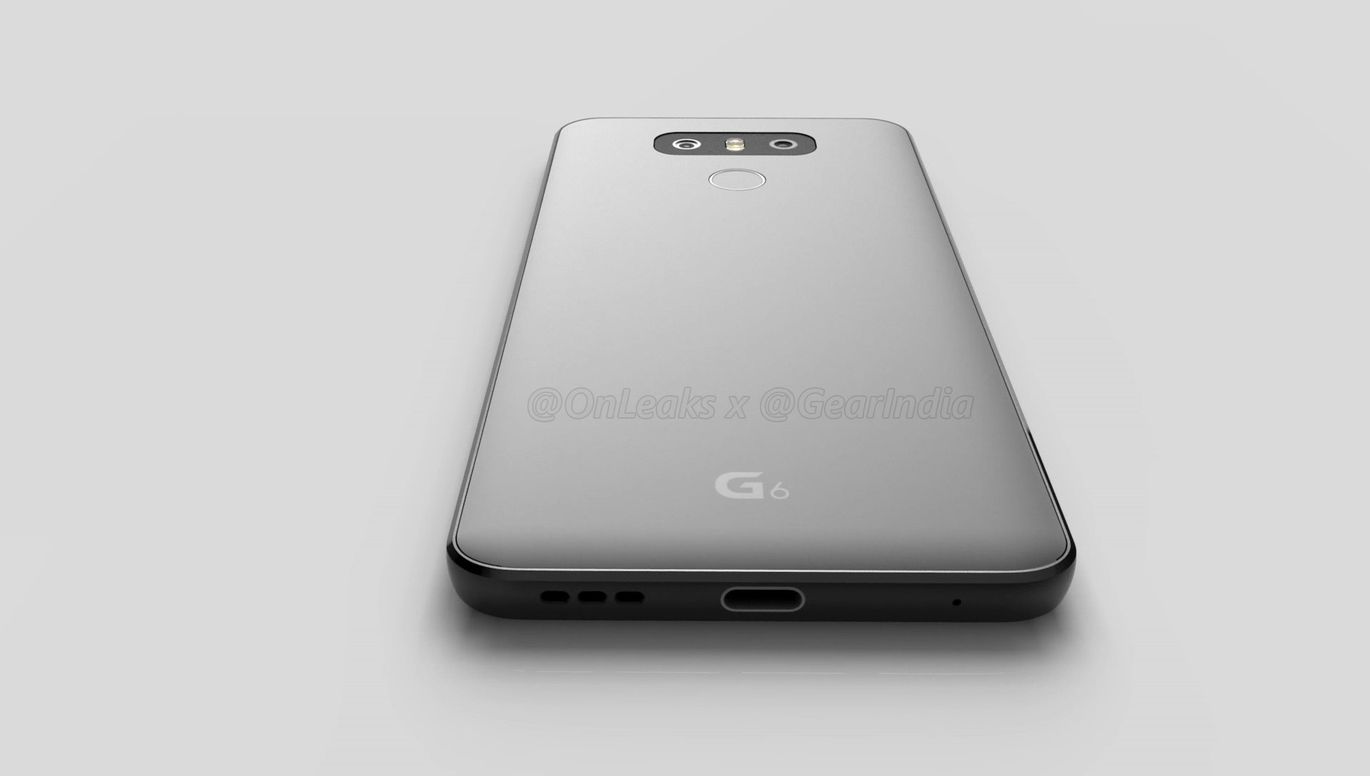 Rò rỉ hình ảnh của LG G6, flagship tiếp theo của LG trong năm 2017