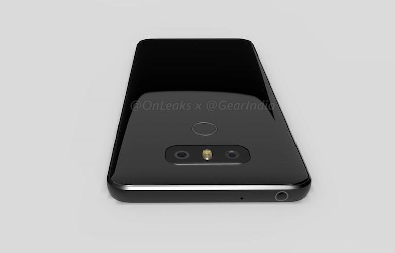 Rò rỉ hình ảnh của LG G6, flagship tiếp theo của LG trong năm 2017A