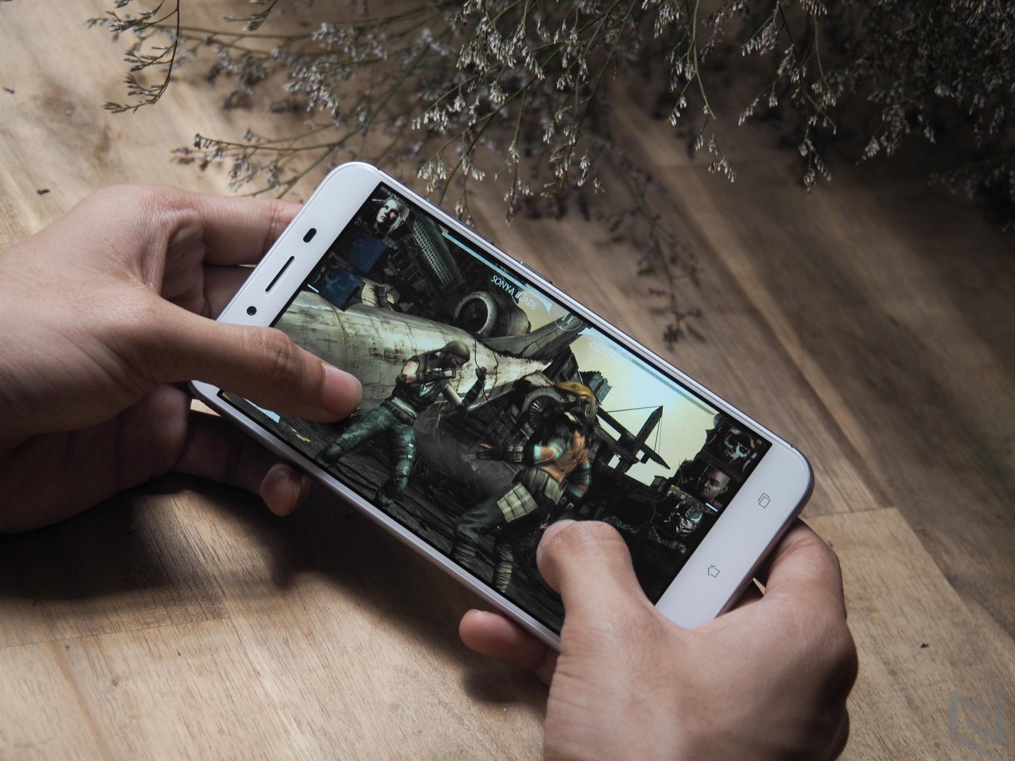 Đánh giá ZenFone 3 Max 5.5 inch