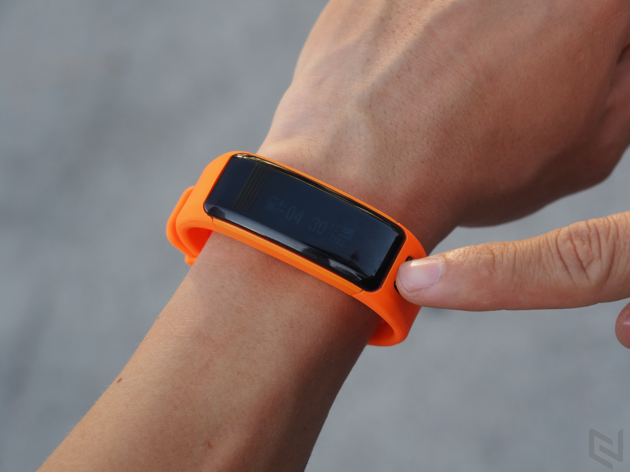 Cảm nhận sau một vài ngày sử dụng vòng đeo tay thông minh No.1 Smartband F1