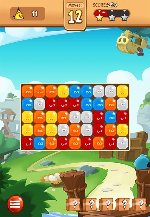 Thêm một tựa game mới của Angry Birds sẽ được ra mắt vào 22/12