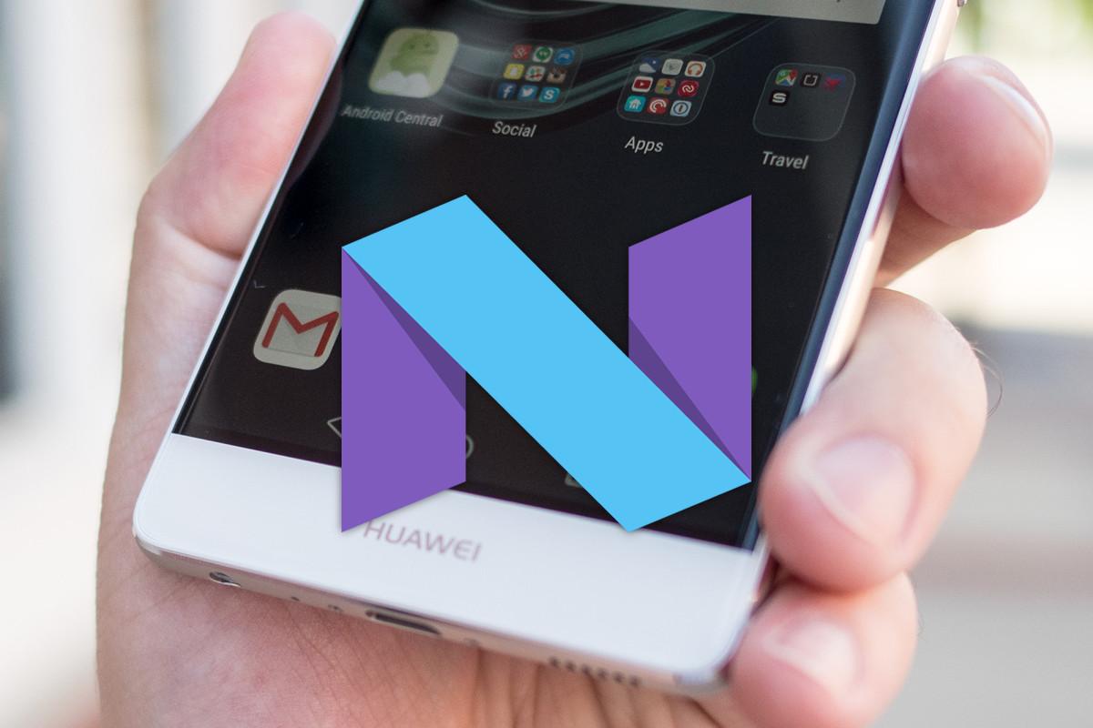 Huawei tiết lộ danh sách mẫu điện thoại sẽ được cập nhật Android 7.0