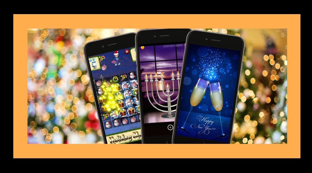 Tuyển tập ứng dụng vui cho iPhone mùa Noel, Tết
