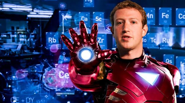 Mark Zuckerberg tự làm hệ thống AI để điều khiển nhà như Iron Man