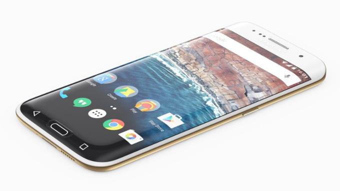 Samsung Galaxy S8: không có jack 3.5mm, vân tay trong màn hình?