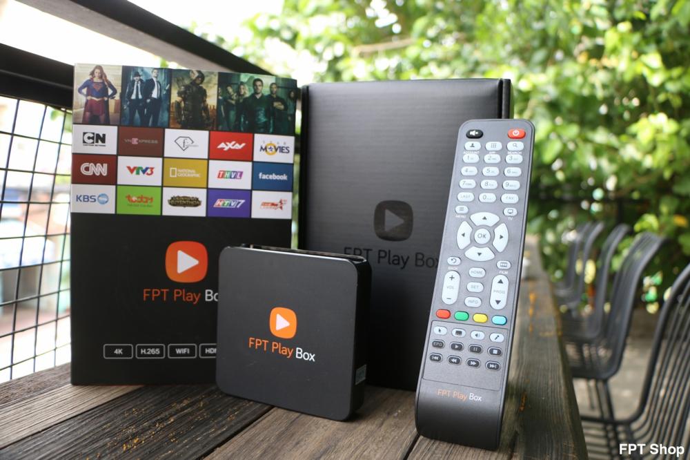 FPT Play Box giảm giá chỉ còn 1.89 triệu đồng