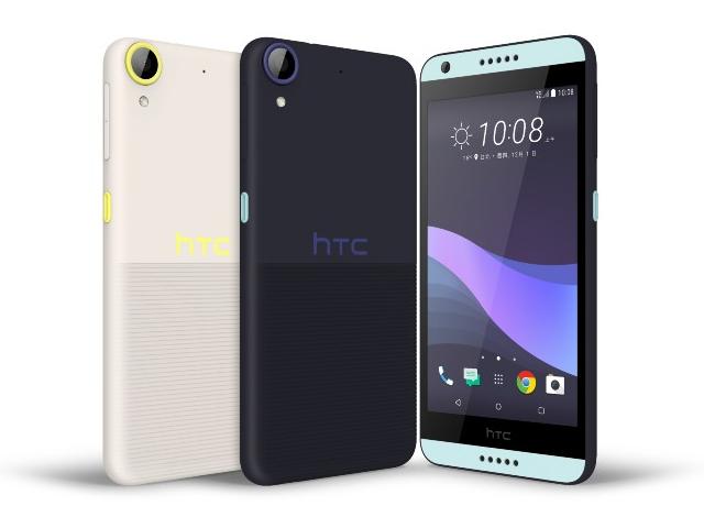 HTC Desire 650 phiên bản quốc tế được công bố